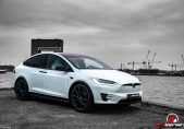 Tesla Model X Paint Protection FIlm lakbescherming steenslagfolie